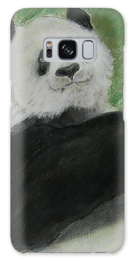 Pastel Galaxy Case featuring the drawing White Cloud by Cori Solomon