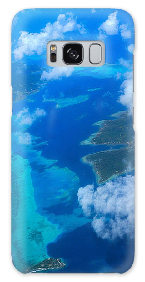 Sky Galaxy S8 Case featuring the photograph Wild Blue Yonder by Jim Southwell