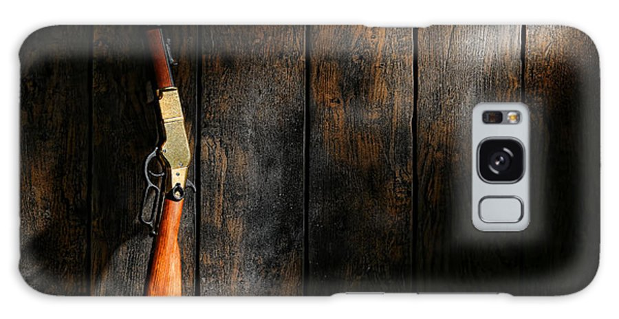 Western Galaxy S8 Case featuring the photograph Winchester by Olivier Le Queinec