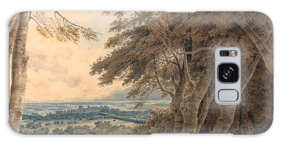 1798 Galaxy S8 Case featuring the painting Windsor by JMW Turner