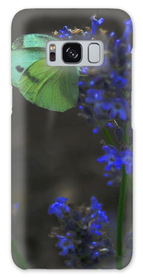 Purple Galaxy S8 Case featuring the photograph Wings by Stephen Melcher