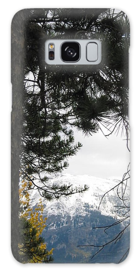 Grand Lake Galaxy S8 Case featuring the photograph Winter In Grand Lake Co 1 by Jacqueline Russell
