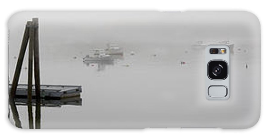 Coastal Galaxy S8 Case featuring the photograph Wiscasset Morning by Mark Schumpert