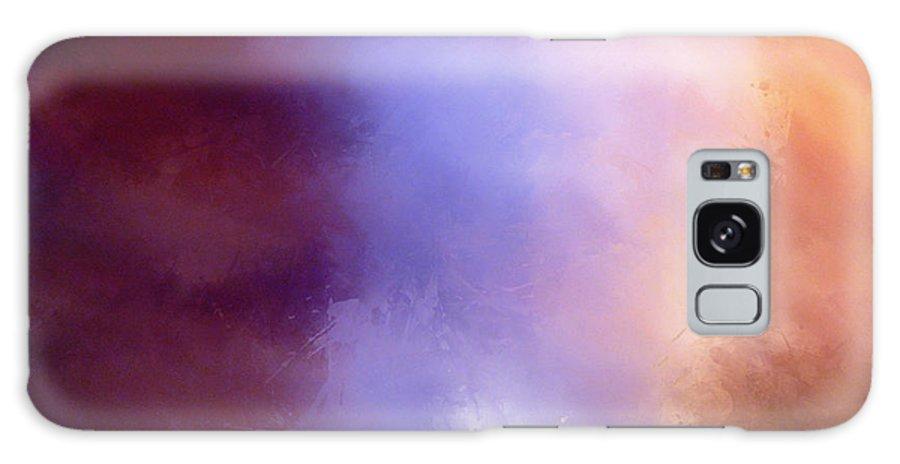 John Emmett Galaxy S8 Case featuring the painting Xv - Magic by John WR Emmett