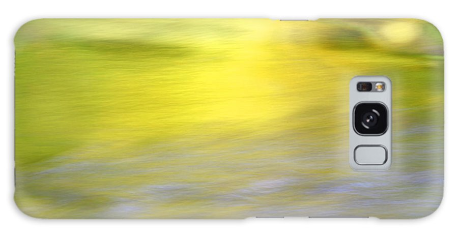 Autumn Galaxy S8 Case featuring the photograph Yellow Autumn Reflections by Mark Sunderland