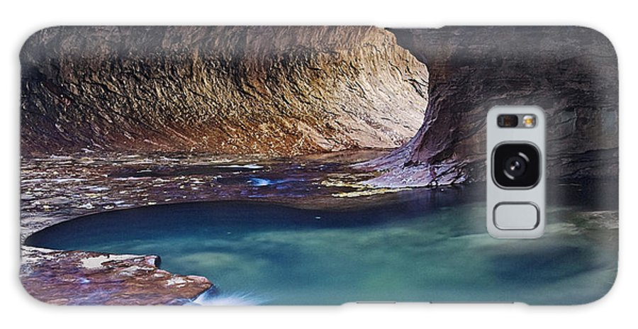 America Galaxy S8 Case featuring the photograph Zions 26 by Ingrid Smith-Johnsen