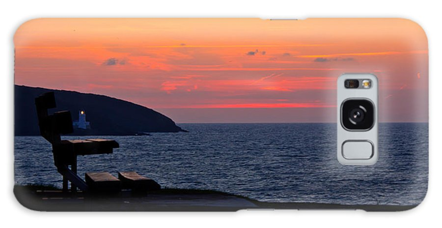 Falmouth Galaxy S8 Case featuring the photograph Sunrise Falmouth Docks by Brian Roscorla