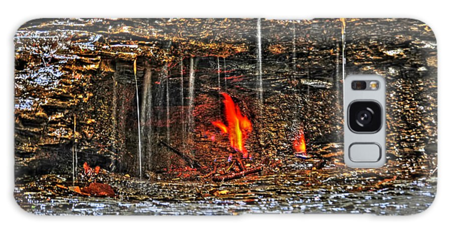 Galaxy S8 Case featuring the photograph 0004 Natural Elements by Michael Frank Jr