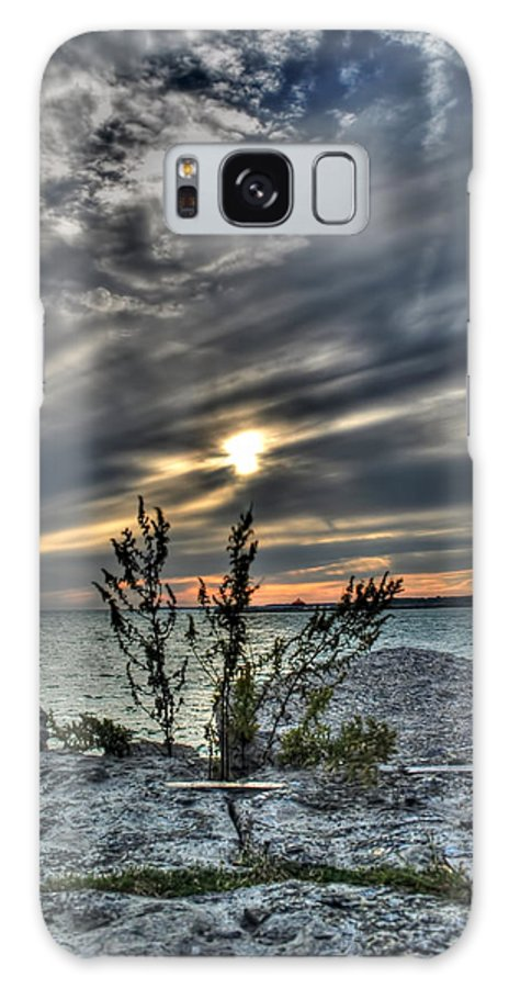 Galaxy S8 Case featuring the photograph 004 In Harmony With Nature Series by Michael Frank Jr