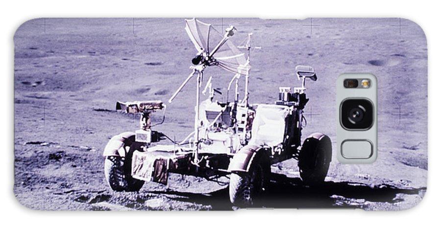 Apollo 17 Galaxy S8 Case featuring the photograph Apollo Mission 17 by Nasa