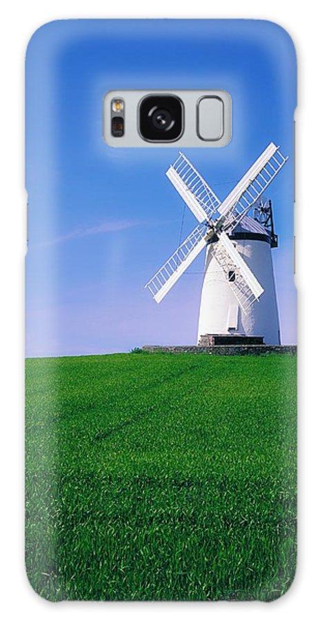 Ballycopeland Galaxy S8 Case featuring the photograph Ballycopeland Windmill, Millisle by The Irish Image Collection