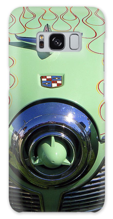 Studebaker Galaxy S8 Case featuring the photograph Bullet Nose Studebaker by Pamela Patch