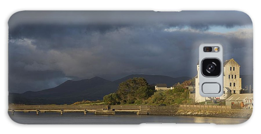 Caherciveen Galaxy S8 Case featuring the photograph Caherciveen, County Kerry, Ireland The by Patrick Swan