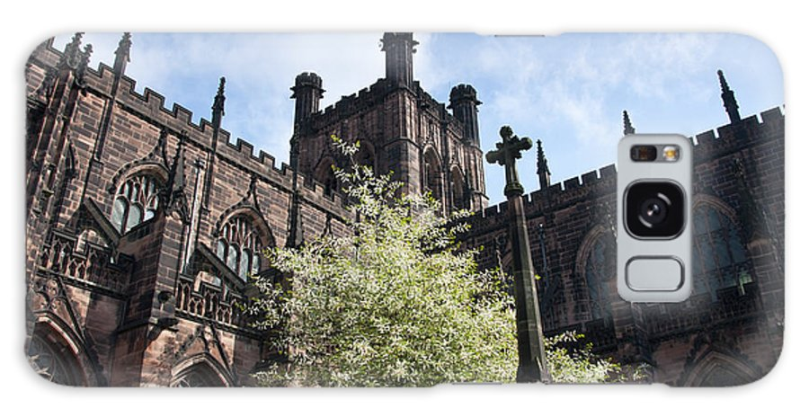 2011 Galaxy S8 Case featuring the photograph Chester Cathedral by Andrew Michael