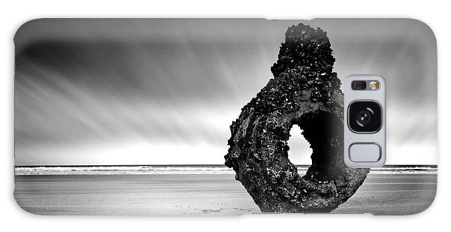 Bay Galaxy S8 Case featuring the photograph Coastline by Svetlana Sewell