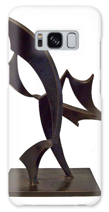 Sculpture Galaxy S8 Case featuring the sculpture Demeter by John Neumann