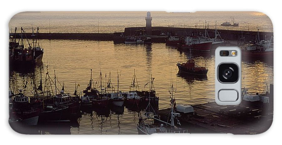Outdoors Galaxy S8 Case featuring the photograph Dunmore East, Co Waterford, Ireland by The Irish Image Collection