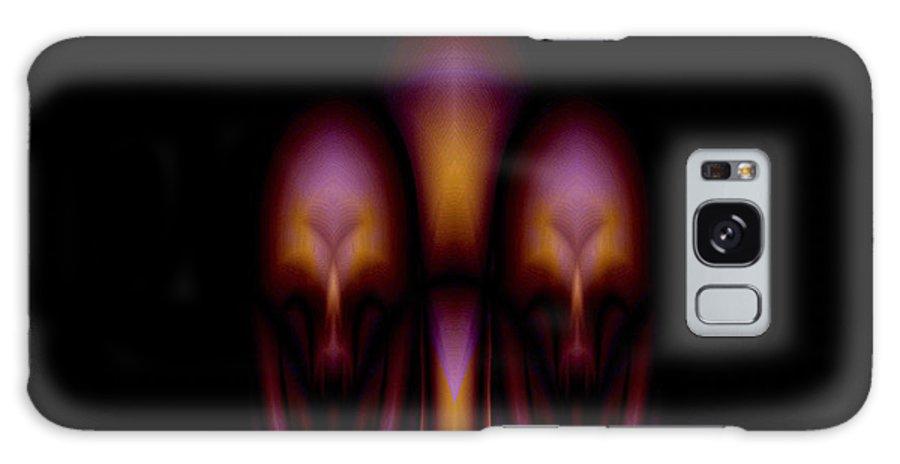 Hibernation Galaxy S8 Case featuring the painting Hibernation by Christopher Gaston