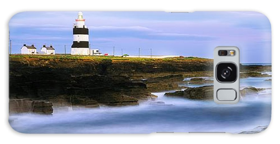 Outdoors Galaxy S8 Case featuring the photograph Hook Head Lighthouse, Co Wexford by The Irish Image Collection