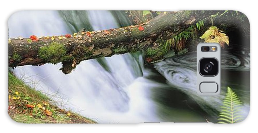 Color Image Galaxy S8 Case featuring the photograph Ireland Waterfall by The Irish Image Collection