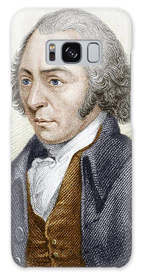 James Watt Galaxy S8 Case featuring the photograph James Watt, Scottish Engineer by Sheila Terry