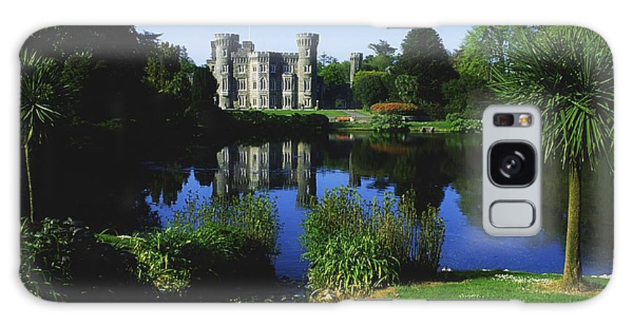 Co Wexford Galaxy S8 Case featuring the photograph Johnstown Castle, Co Wexford, Ireland by The Irish Image Collection