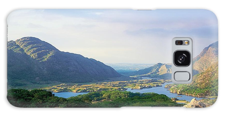 Beauty In Nature Galaxy S8 Case featuring the photograph Ladies View, Killarney, Co Kerry by The Irish Image Collection
