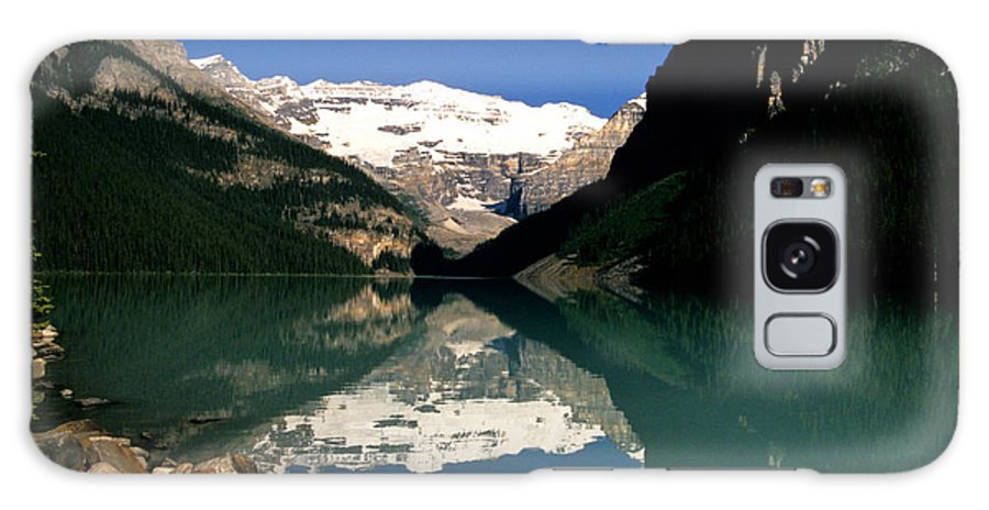 Lake Louise Galaxy S8 Case featuring the photograph Lake Louise IIi by Sharon Elliott