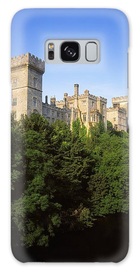 Archaeology Galaxy S8 Case featuring the photograph Lismore Castle, Co Waterford, Ireland by The Irish Image Collection