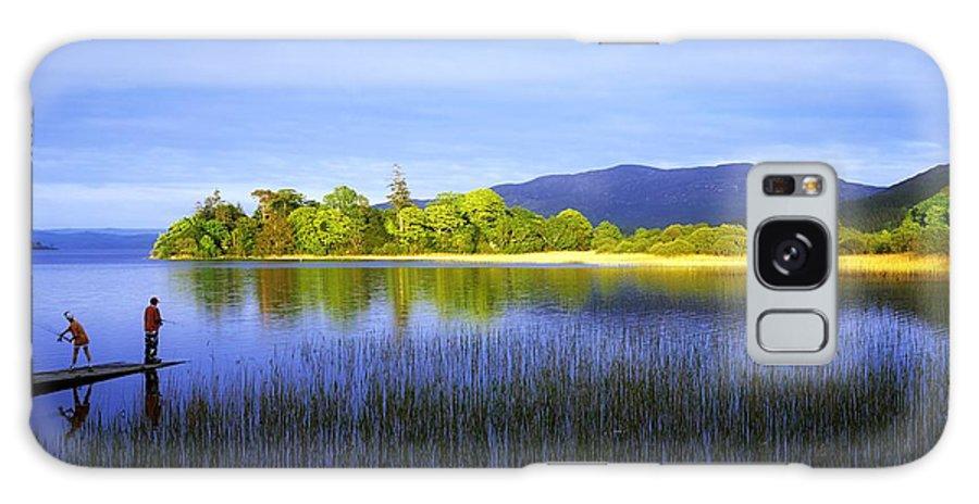 Boy Galaxy S8 Case featuring the photograph Lough Gill, Co Sligo, Ireland by The Irish Image Collection