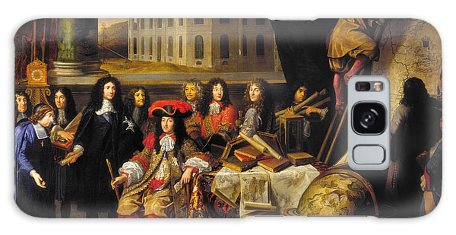 1666 Galaxy S8 Case featuring the photograph Louis Xiv (1638-1715) by Granger