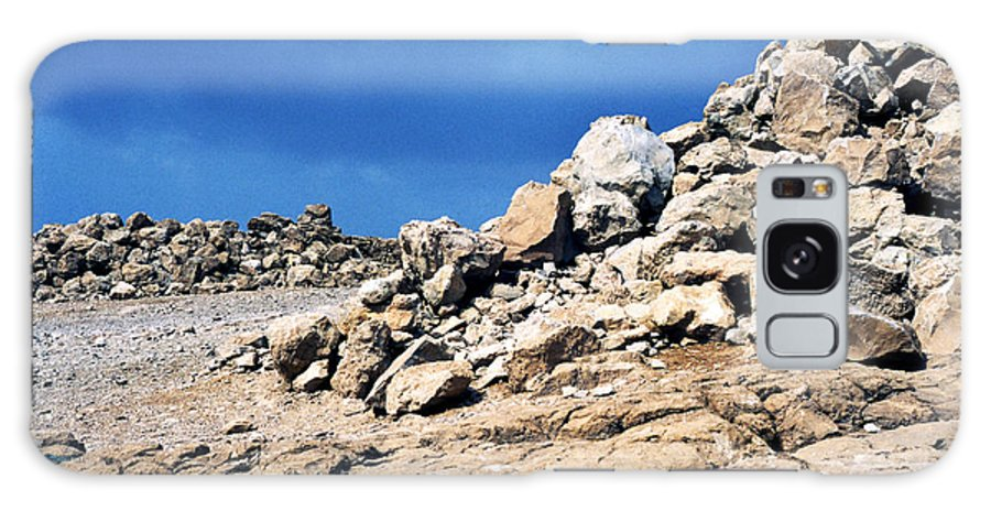Masada Galaxy S8 Case featuring the photograph Masada by Thomas R Fletcher