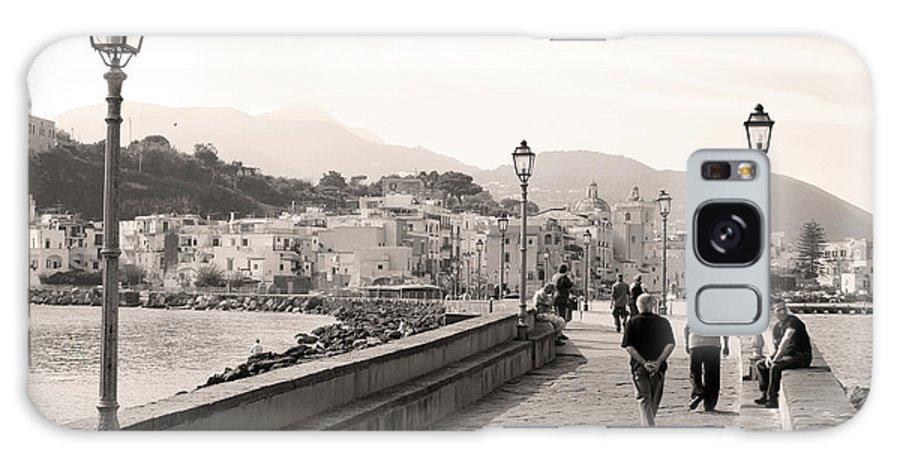 Italy Galaxy S8 Case featuring the photograph Molto Romantico by La Dolce Vita