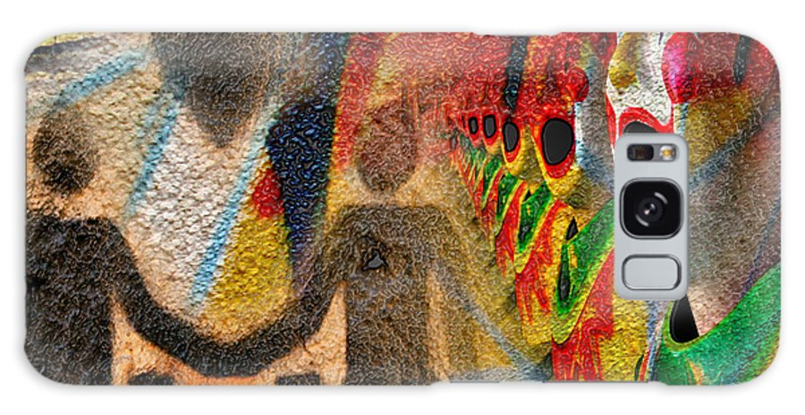 Jerry Cordeiro Photographs Photographs Framed Prints Photographs Framed Prints Framed Prints Framed Prints Photographs Galaxy S8 Case featuring the photograph Rainy Parade by The Artist Project