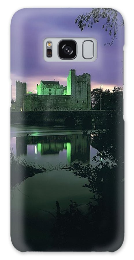 Archaeology Galaxy S8 Case featuring the photograph Ross Castle, Killarney, Co Kerry by The Irish Image Collection