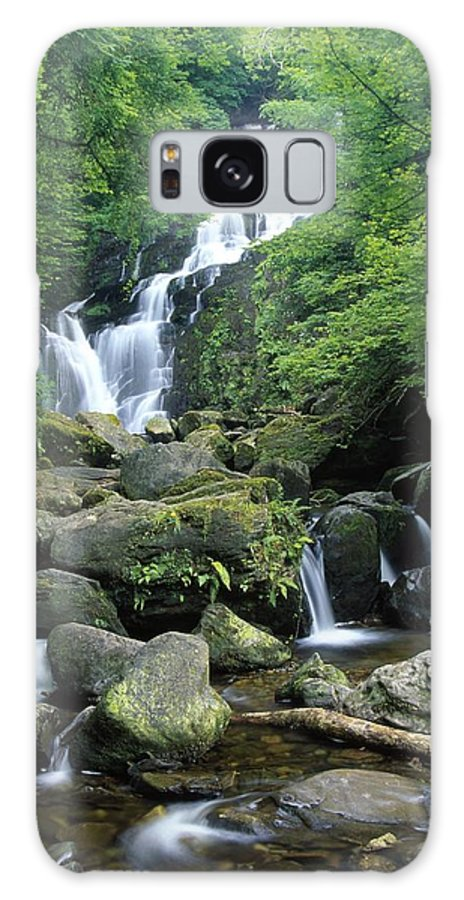 Torc Waterfall Galaxy S8 Case featuring the photograph Torc Waterfall, Killarney National by Gareth McCormack