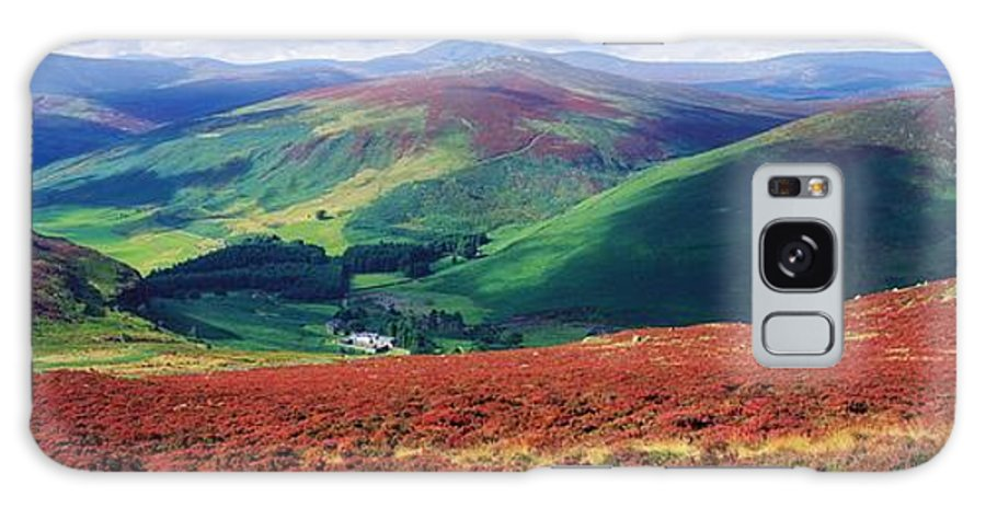 Beauty Galaxy S8 Case featuring the photograph Wicklow Way, Co Wicklow, Ireland Long by The Irish Image Collection
