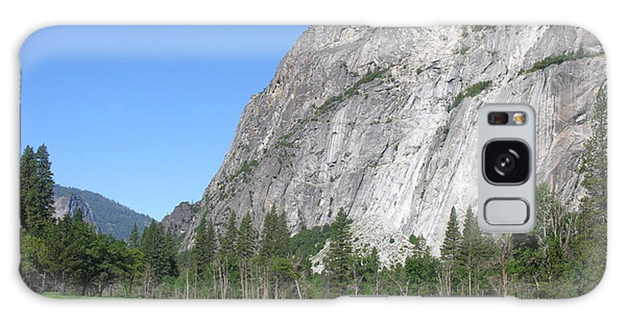 Yosemite National Park Galaxy S8 Case featuring the photograph Yosemite National Park by Diane Greco-Lesser