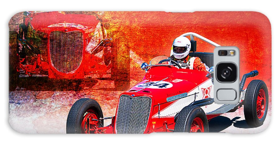 1934 Galaxy S8 Case featuring the photograph 1934 Ford Indy Special by Stuart Row