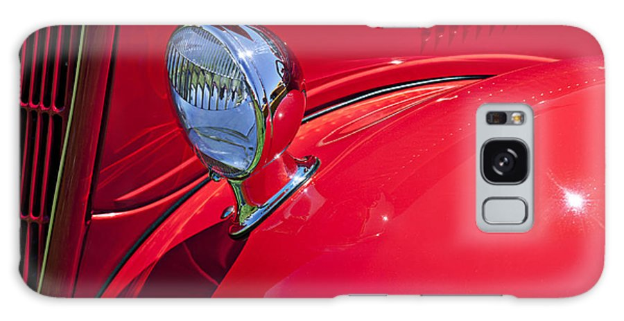 1935 Ford Tudor Galaxy S8 Case featuring the photograph 1935 Ford Tudor by Garry Gay