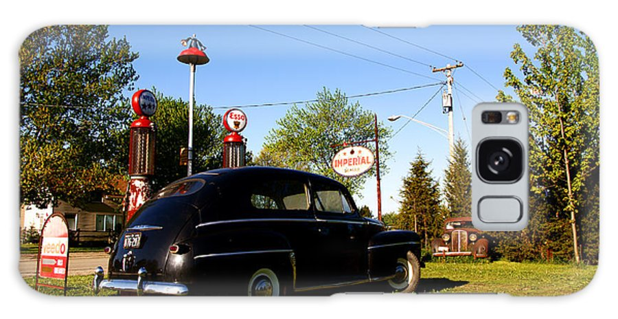 Car Galaxy S8 Case featuring the photograph 1947 Ford by Cale Best
