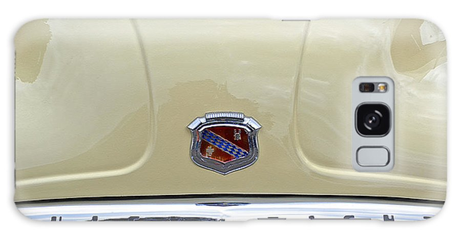 1949 Buick Super 8 Galaxy S8 Case featuring the photograph 1949 Buick Super 8 Grill by Bill Owen