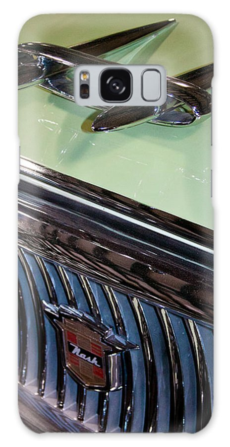 1957 Galaxy S8 Case featuring the photograph 1957 Nash Statesman Super by David Patterson