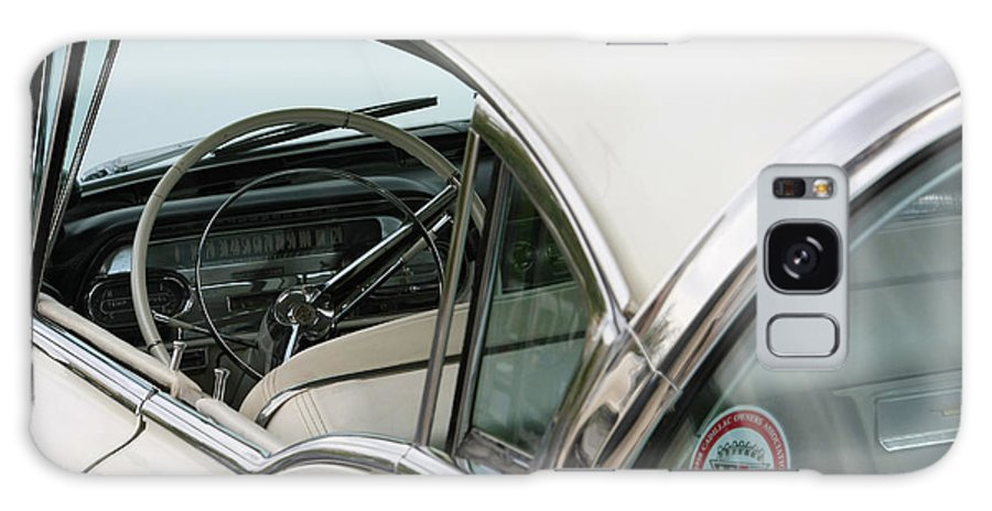 Classic Galaxy S8 Case featuring the photograph 1958 Cadillac by Dennis Hedberg