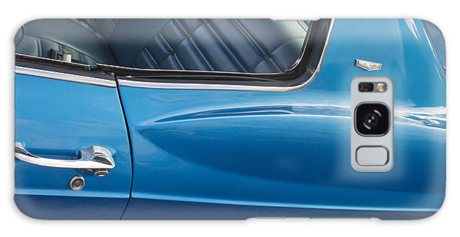 Cool Galaxy S8 Case featuring the photograph 1966 Chevy Caprice Chevrolet Back Clip by Robin Lewis