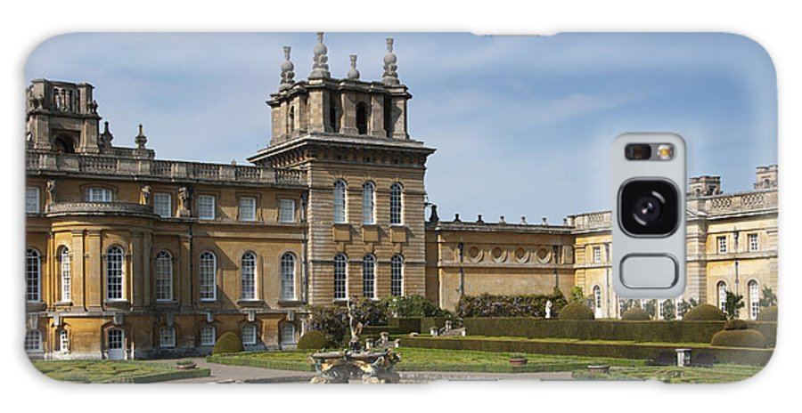 2011 Galaxy S8 Case featuring the photograph Blenheim Palace by Andrew Michael