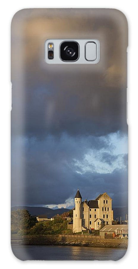 Clouds Galaxy S8 Case featuring the photograph Caherciveen, County Kerry, Ireland The by Patrick Swan