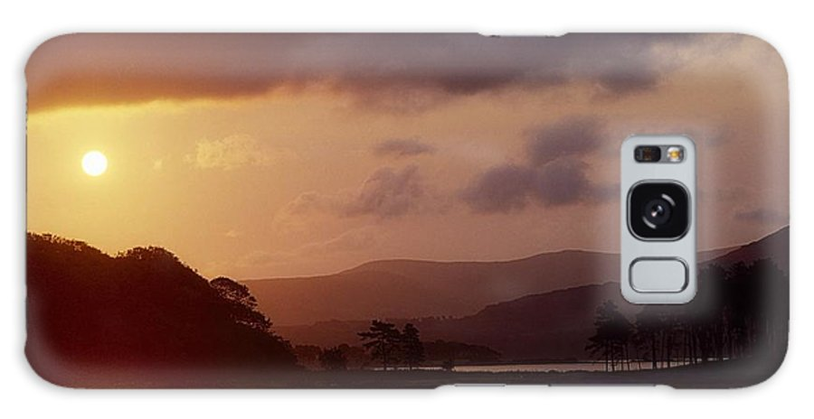Back Lit Galaxy S8 Case featuring the photograph Kenmare Bay, Dunkerron Islands, Co by The Irish Image Collection