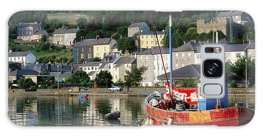 Building Galaxy S8 Case featuring the photograph Kinsale Harbour, Co Cork, Ireland by The Irish Image Collection