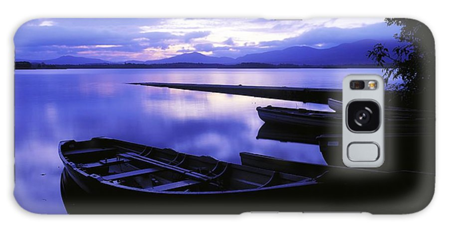Boat Galaxy S8 Case featuring the photograph Lough Leane, Lakes Of Killarney by The Irish Image Collection